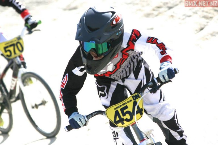 BMX track gets the nod