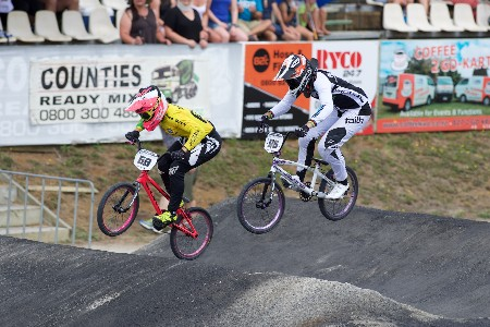New Zealand BMX riders claim honours at Oceania Championships