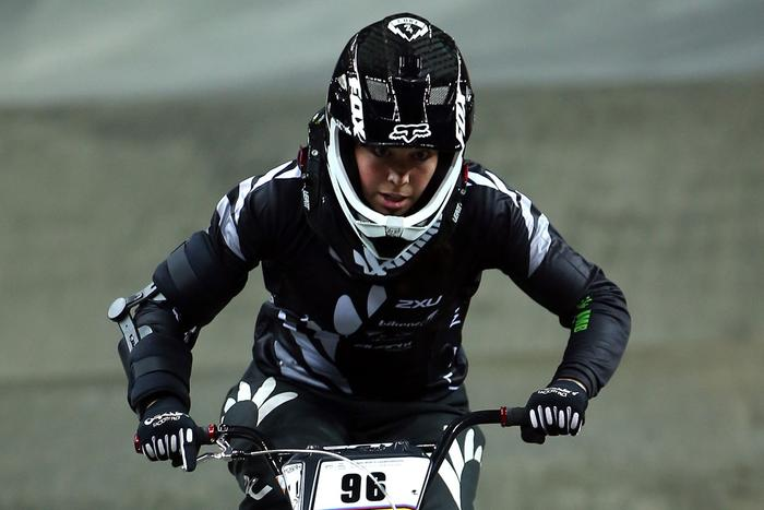Crash dents Walker's qualifying chances at BMX World Championships