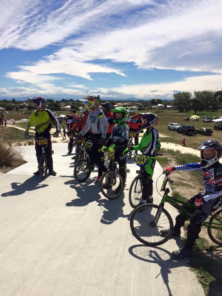 Six Otago riders on top