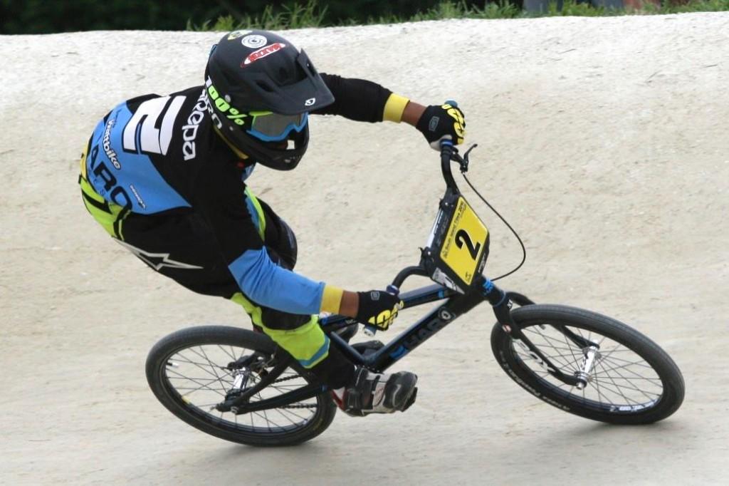 Karepa adds to Tauranga's BMX legacy