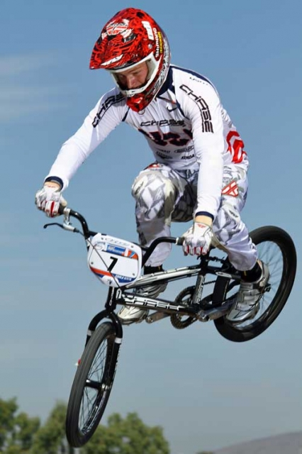 Olympic hopefuls to preview updated RIO BMX venue