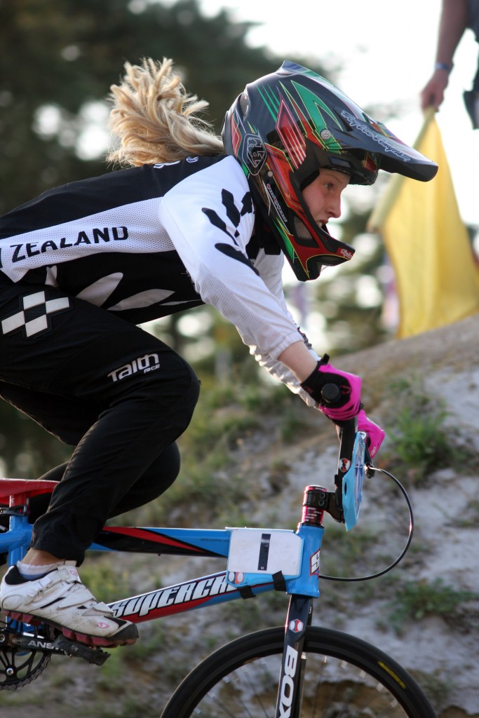 New Zealand BMX riders in action at home and abroad