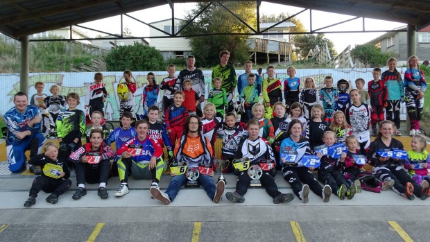 New Plymouth BMX riders shine at national championships