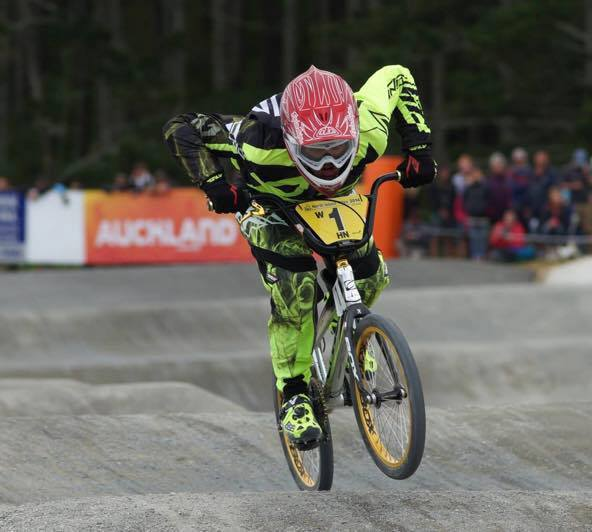 Waikato BMX riders add to world championship success