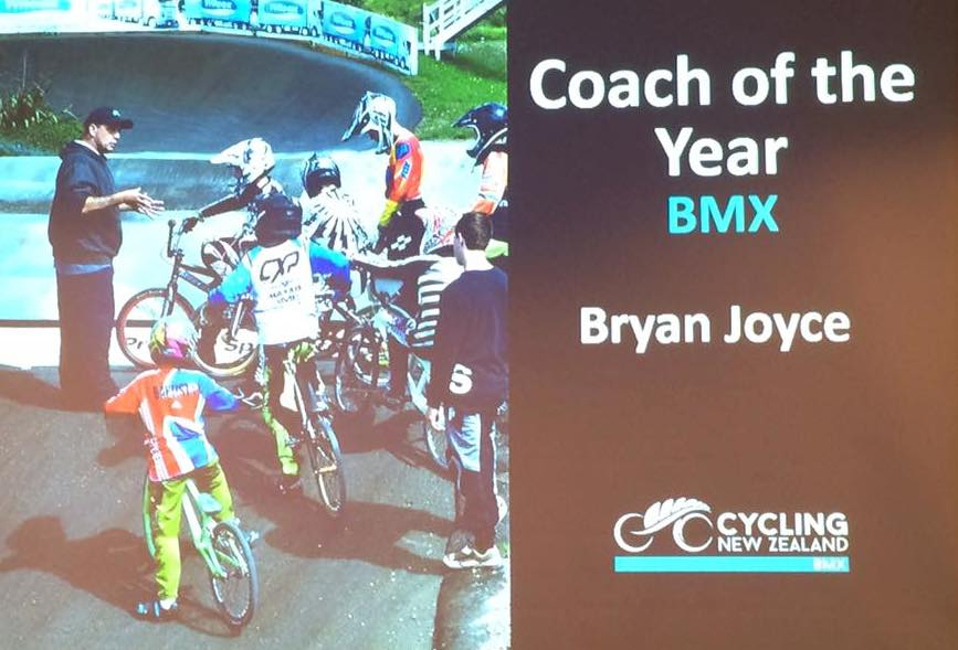 2015 Coach of the Year – Bryan Joyce