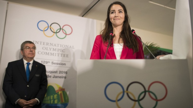 Sarah Walker's labour of love protects athletes' rights