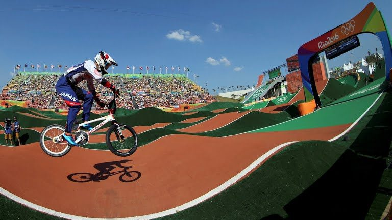 2016 Olympics BMX individual seeding results