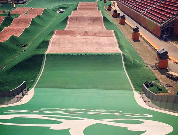 Rio Olympic BMX Start Lists