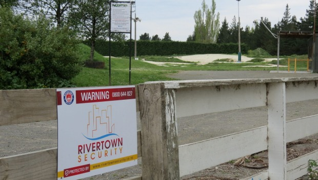 North Canterbury BMX track under watch