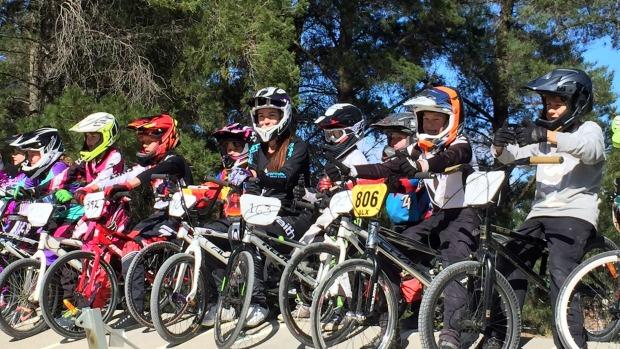 Walker opens Cromwell BMX track