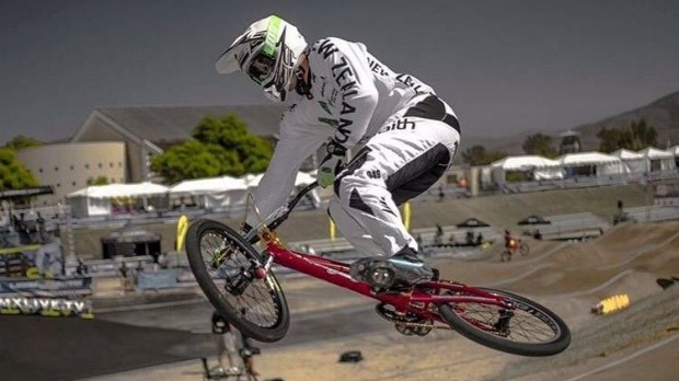 Matt Cameron calls time on professional BMX career
