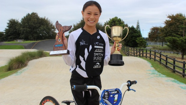 BMX world champion gearing up to take on Aussies in trans-Tasman competition