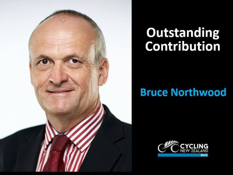 2016 BMX Outstanding Contribution Award