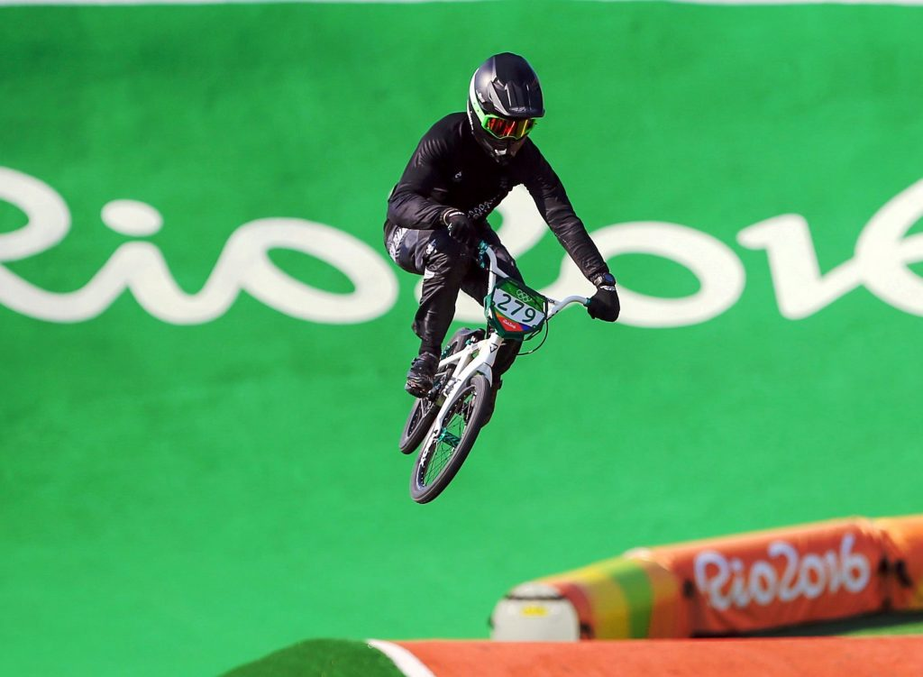 Healthy Jones, Walker join New Zealand team for BMX World Championship