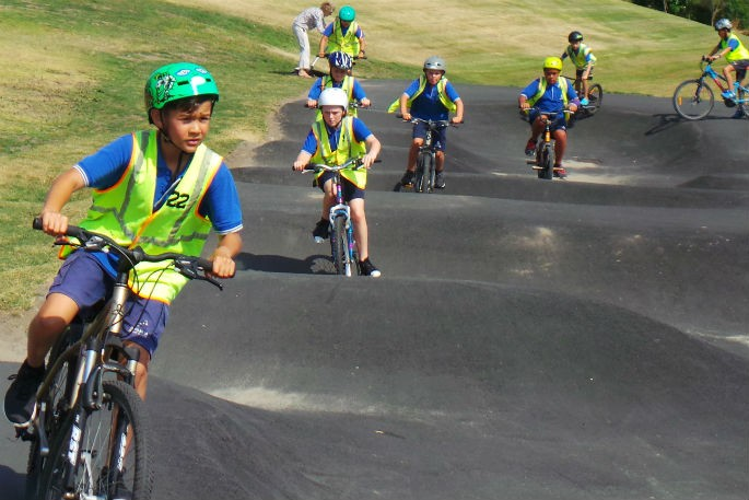 Papamoa pump track a big winner