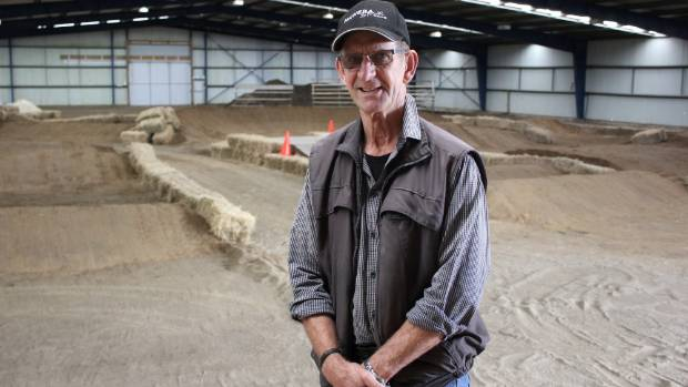 Five-year-old national champion may leave riders in his dust on the BMX track this weekend