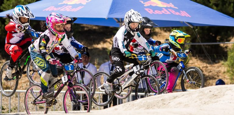 Two New Zealand junior riders secure BMX medals