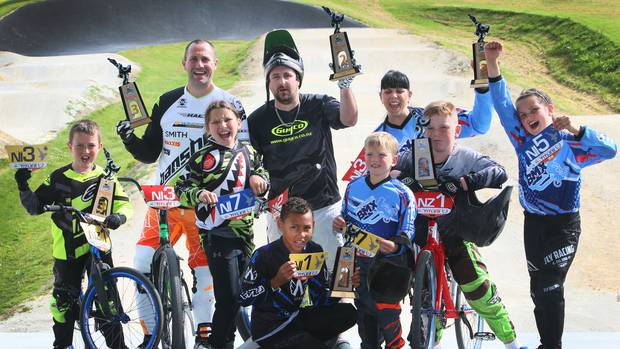 Whangārei BMX riders win big at Norths
