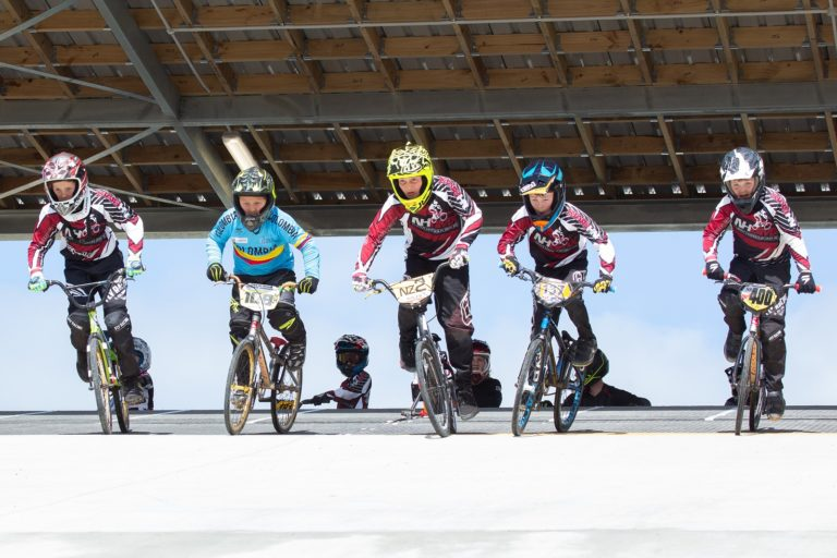 Albany gains world class BMX facility