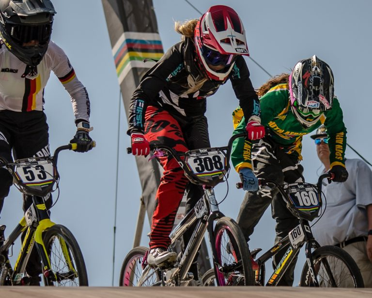 Petch on home turf as Te Awamutu hosts Oceania BMX Championships