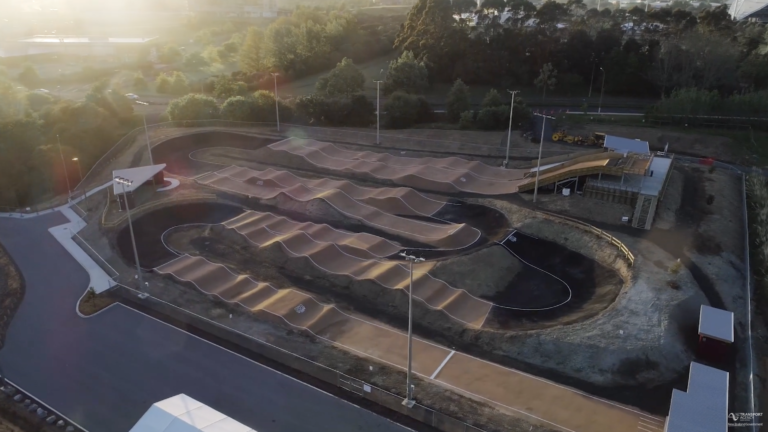 North Harbour BMX facility opens