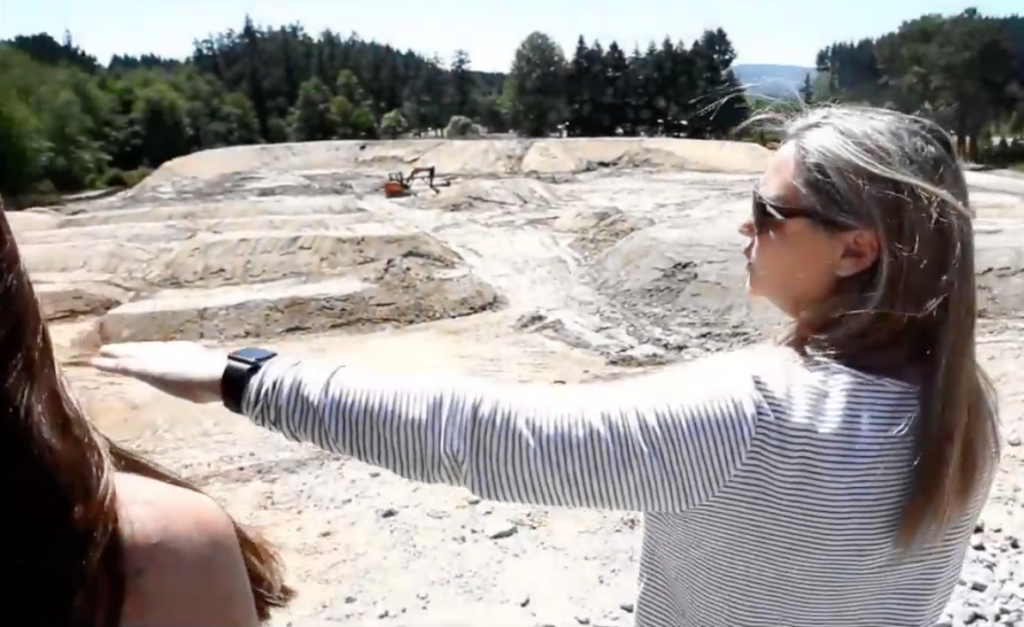 Walker excited about Rotorua's new BMX track progress