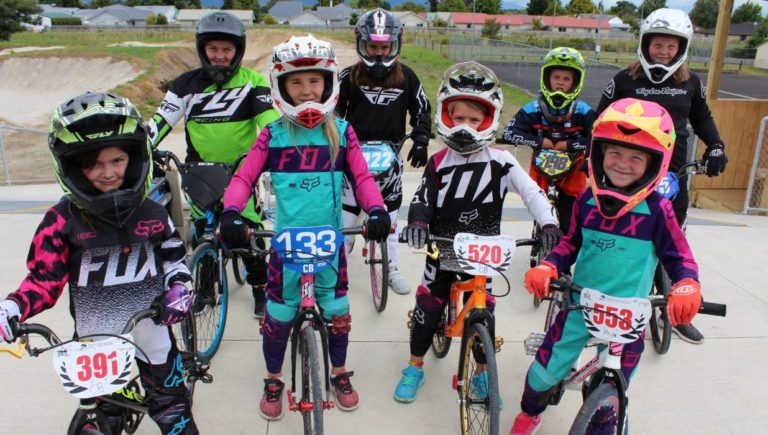 New track means big opportunities for BMX in Te Aroha
