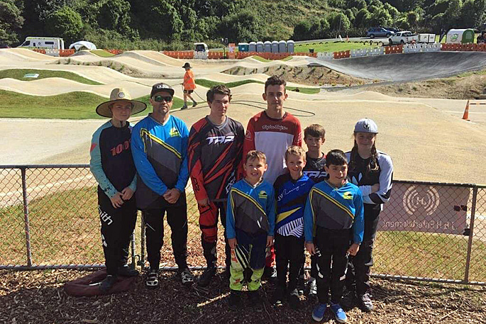 Top results for Tauranga BMX club at Souths