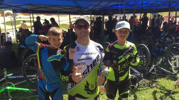 Northland BMXers impress in South Island Titles competition