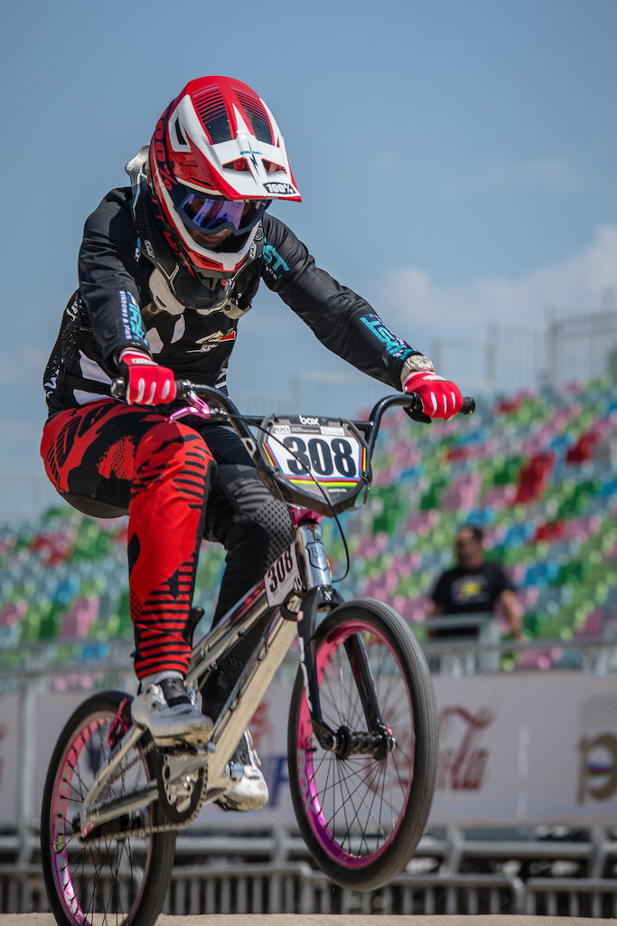 Bumper weekend of world-class BMX racing in Waikato