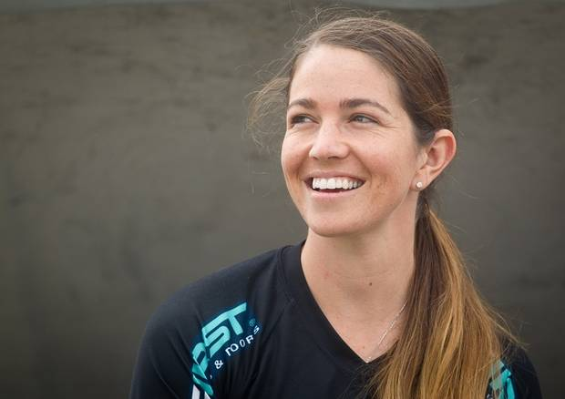 Olympic dream alive for Sarah Walker