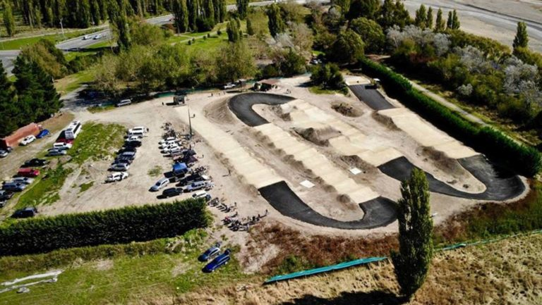 Patience pays off for North Canterbury BMX Club as top class track finally opens