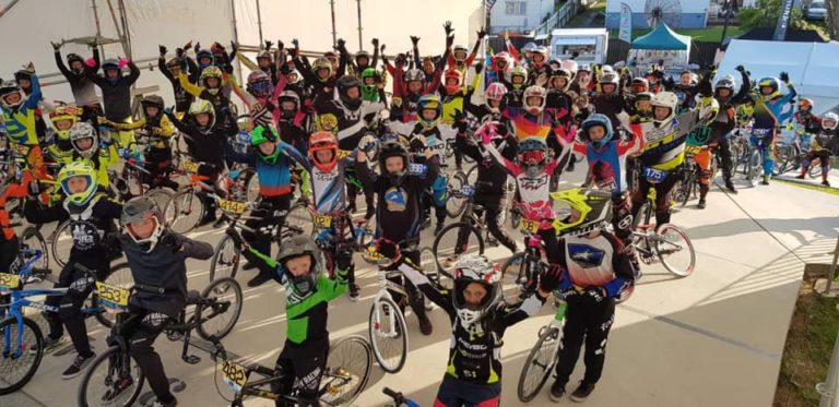 Cambridge tops opening day at BMX Nationals