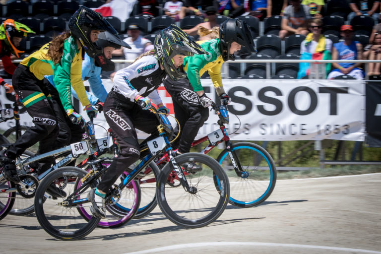 BMX riders chase national honours at Auckland over Easter