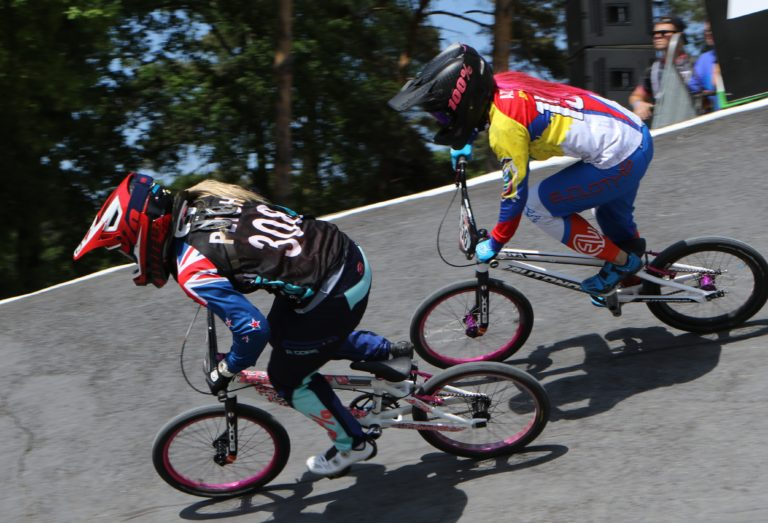 Kiwi BMX riders begin serious quest towards Tokyo Olympics
