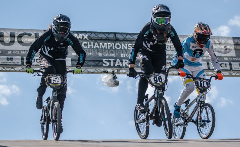 Walker starts strongly, Smith makes quarters in BMX World Cup