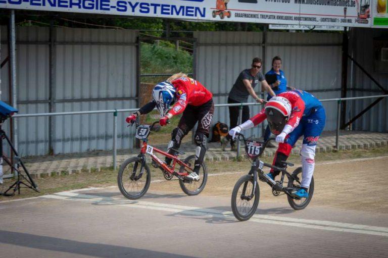 Smith scores European BMX victory