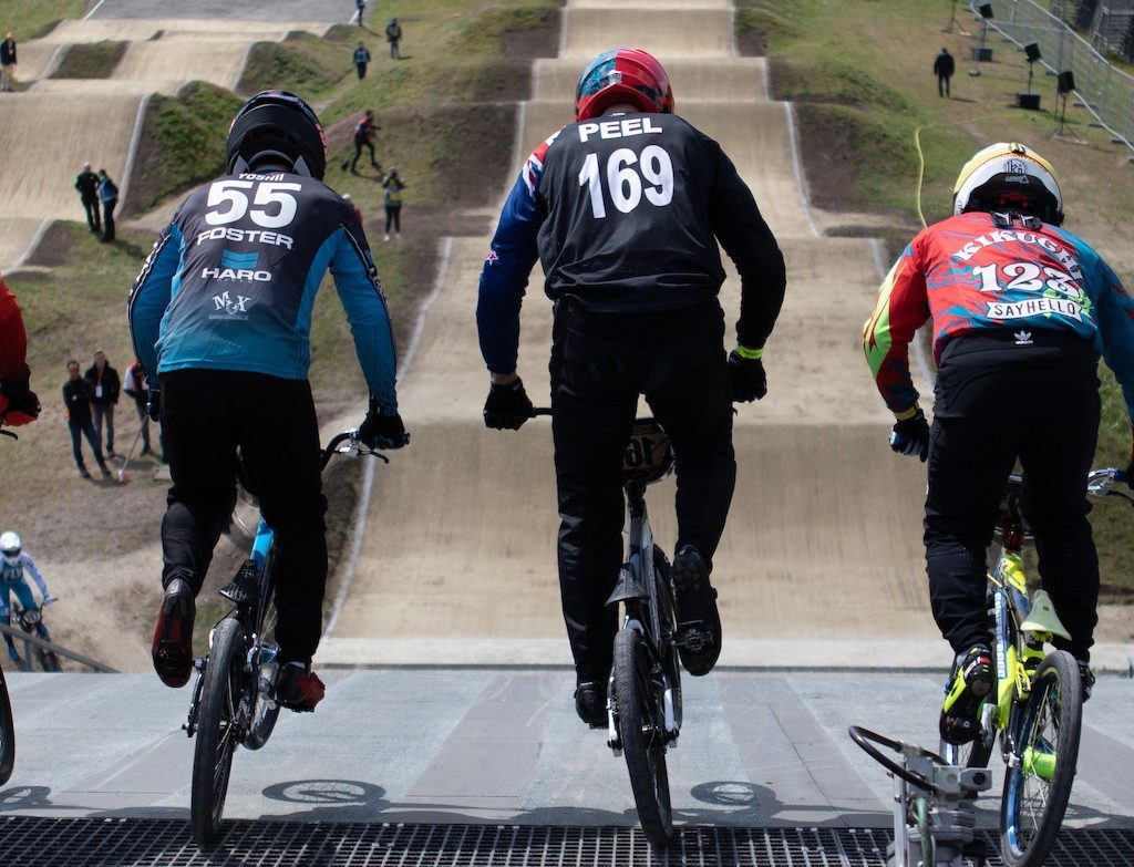 New Zealand BMX riders miss out after strong start to Dutch World Cup