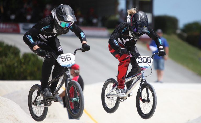 Six Championship riders selected for UCI BMX Worlds in Belgium