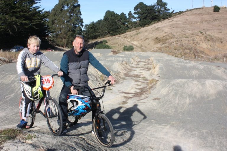 Oamaru BMX club ready to roll at track