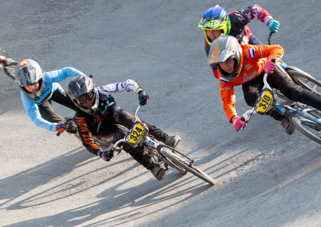 Northland youngster wins BMX medal in Belgium heat