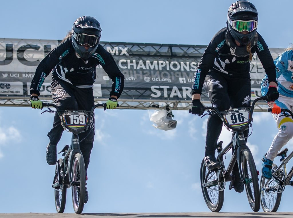 New Zealand BMX trio eye opportunity at UCI World Championships