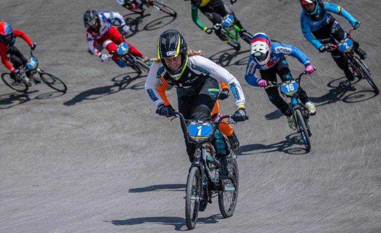 Strong New Zealand team takes on BMX World Championships