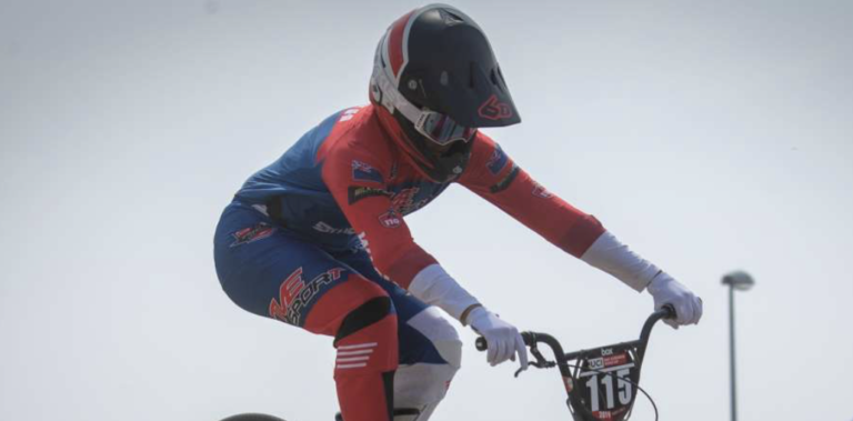 KIWI BMX PAIR EDGED OUT IN WORLD CUP KNOCKOUT PHASE