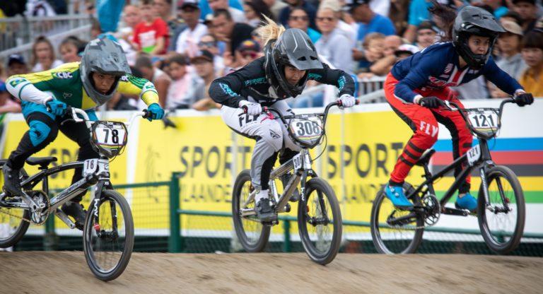BMX stars to compete on new world-class track in Rotorua