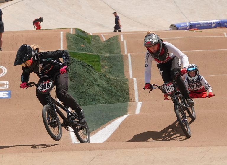 Petch leads encouraging efforts in BMX World Cup opener