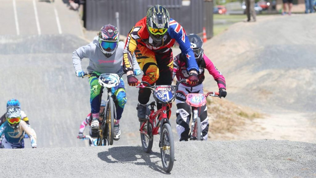 More support for new BMX track at Invercargill's Elizabeth Park