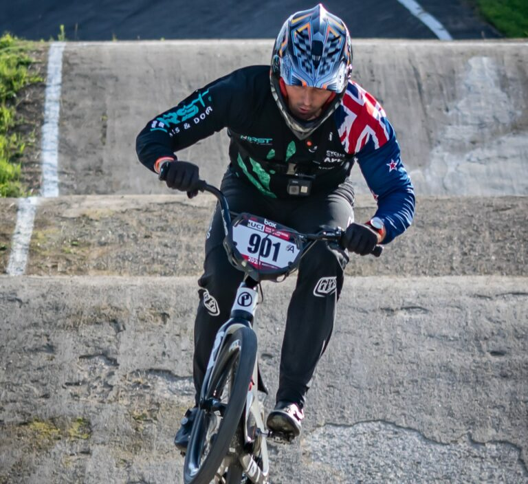 Bias looks for changing fortunes at UCI BMX World Championships