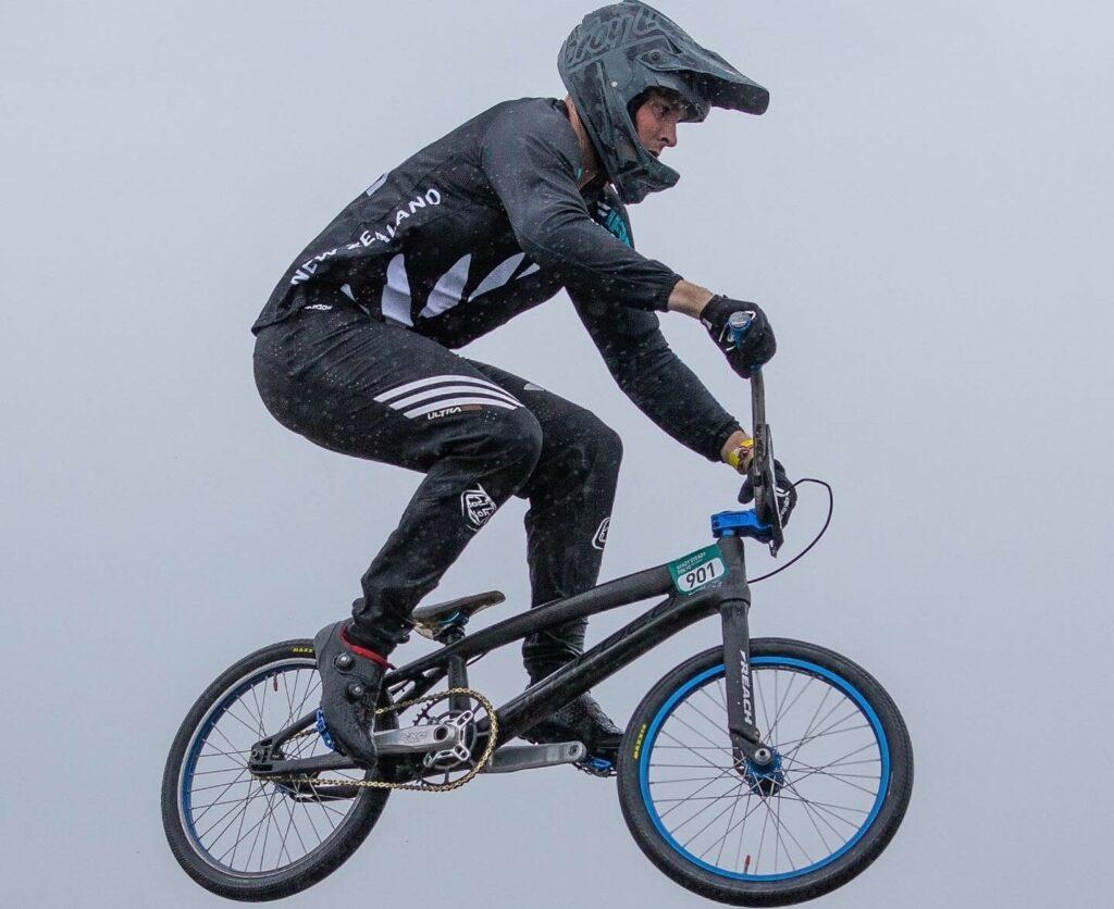 New Zealand 2021 BMX World Championships team confirmed